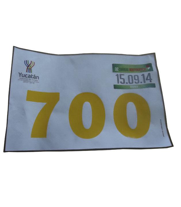 Números de carreras
